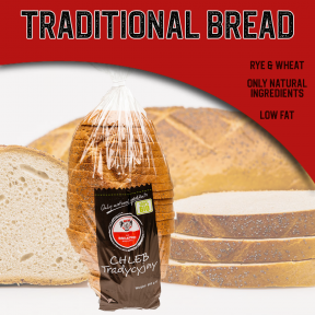 Traditional Bread graphic
